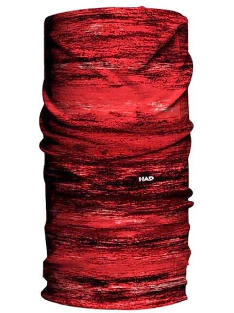 HAD Originals Halsbedekking rood/zwart